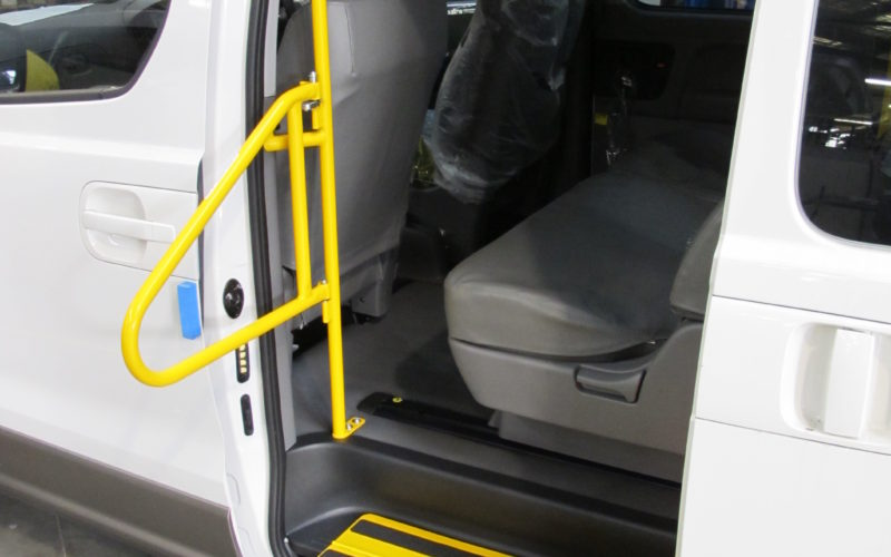 Handrails And Grab Handles Vehicle Access Solutions